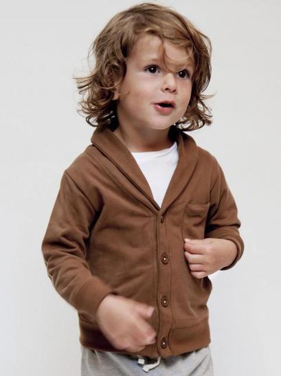 Gray Label Shawl Collar Cardigan - Gray Label   Activités pour les enfants, children activities   Scoop.it