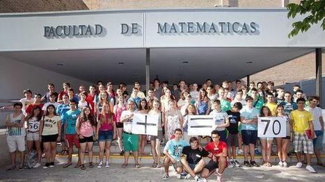 Dos  alumnes de l'escola IPSE a la III Escola Internacional d'Estiu de Matemàtiques a Sevilla | Escola i Educació 2.0 | Scoop.it
