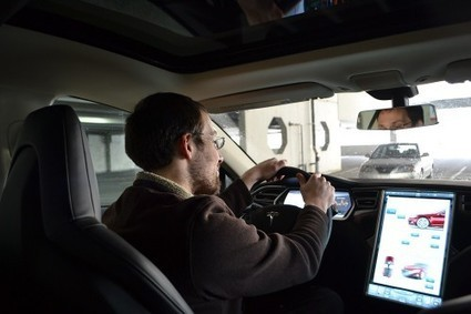 Test Driving A Tesla Model S With A Tea Party Pundit: Part One - Gas 2 | Sustain Our Earth | Scoop.it