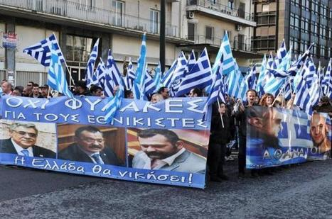 Golden Dawn and the rise of the far right in Europe | real utopias | Scoop.it