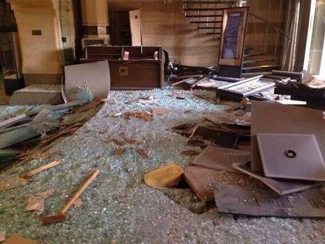 Cairo bombing damages historical monuments | The Archaeology News Network | Kiosque du monde : Afrique | Scoop.it