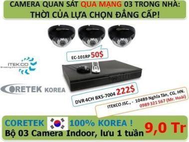 Công ty Itekco chuyên cung cấp camera giám sát cho gia đình   Dịch vụ Vas   Scoop.it