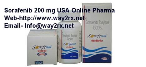 Sorafenib 200 mg Tablets | Buy Online Sorafenat Generic Nexavar | 中国, USA, Uk,Canada | lets-getwell.net | Scoop.it