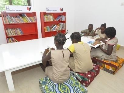 Belles Bibliothèques du Bénin | African Artists for Development | Monde des bibliothèques | Scoop.it