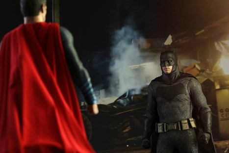 Hot Toys 'Batman v Superman' Collectible Figures | Comic Book Trends | Scoop.it