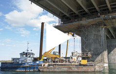 Champlain Bridge: the Support Beam operation is underway - two lanes per direction during the next few days - Pont Champlain Bridge   Montreal   Scoop.it