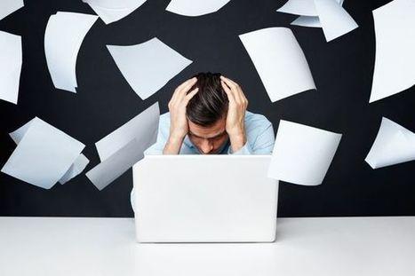 Burn-out : les symptômes d'un mal méconnu - Le blog de MANEGERE | L'impact du stress sur le parcours professionnel du salarié | Scoop.it