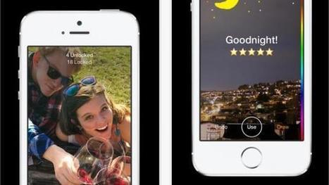 Slingshot. Facebook lance une nouvelle application de partage d'images   Marketing Entrant ou Inbound Marketing   Scoop.it