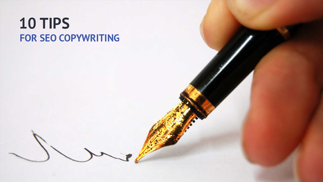 A Quick Practical Guide for Effective SEO Copywriting | Web Brain Infotech | Scoop.it