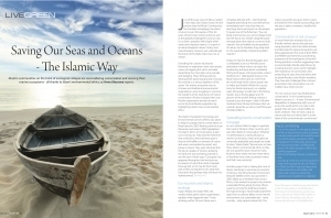 SISTERS: Saving Our Seas and Oceans – The Islamic Way | Encounters with the ocean | Scoop.it