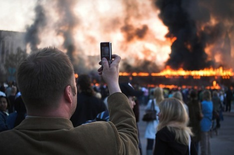 Network effects: Social media's role in the London riots | London Riots Sensemaking | Scoop.it