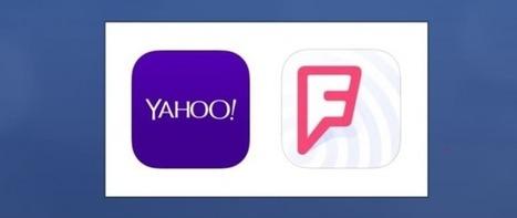 Yahoo serait en passe de racheter Foursquare - #Arobasenet.com | Référencement internet | Scoop.it
