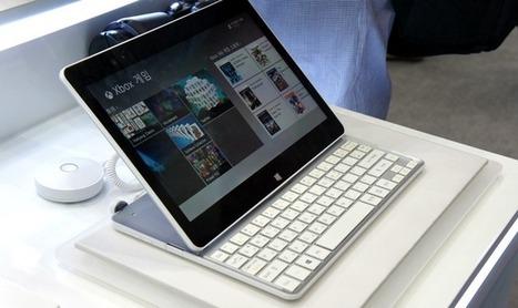 LG Tab-Book H160 and Tab-Book Ultra Z160   GadgetUK   Scoop.it