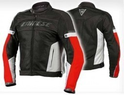How you can change your style with Dainese Jacket | motorcycle helmets | Scoop.it
