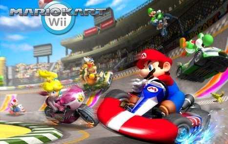 Mario Kart in the classroom: the rise of games-based learning - Telegraph | Digital Learning, Technology, Education | Scoop.it