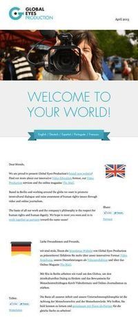 Email newsletter designs | Technology | Scoop.it