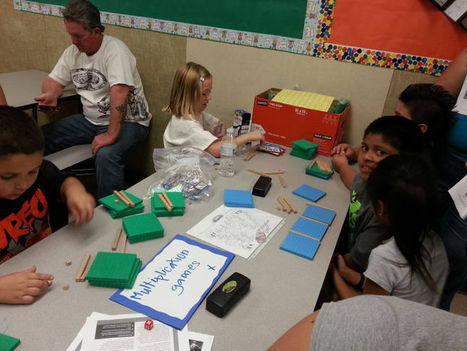 Myron D. Witter Elementary School holds parent involvement nights - Imperial Valley Press | Parent Involvement | Scoop.it