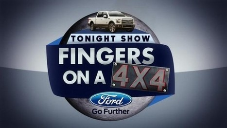 How Ford Hijacked The Tonight Show Using Social Media | digital marketing strategy | Scoop.it