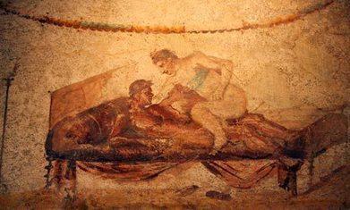 Roman erotica lacks a sense of sin | Ancient Pompeii and Herculaneum | Scoop.it