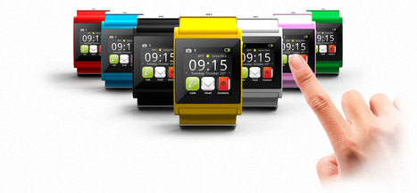 Time to change your watch ? | Gadgets I lust for | Scoop.it