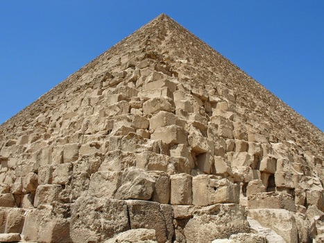 Egyptians moved pyramid stones over wet sand | The Archaeology News Network | Kiosque du monde : Afrique | Scoop.it