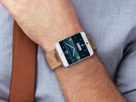 If You Bought An 'iWatch' From Apple, You'd Check it ~95 Times Per Day | UX-UI-Wearable-Tech for Enhanced Human | Scoop.it