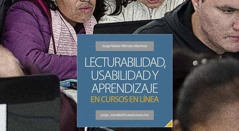 Lecturabilidad, usabilidad y aprendizaje: Cursos en línea | Educacion, ecologia y TIC | Scoop.it