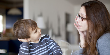 The Reason Every Kid Should Talk Back to Their Parents | Great Life Coaching | Scoop.it