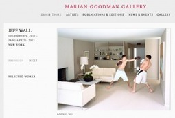 Jeff Wall @ Marian Goodman, NYC (1) « Photocritic International | Photography Now | Scoop.it