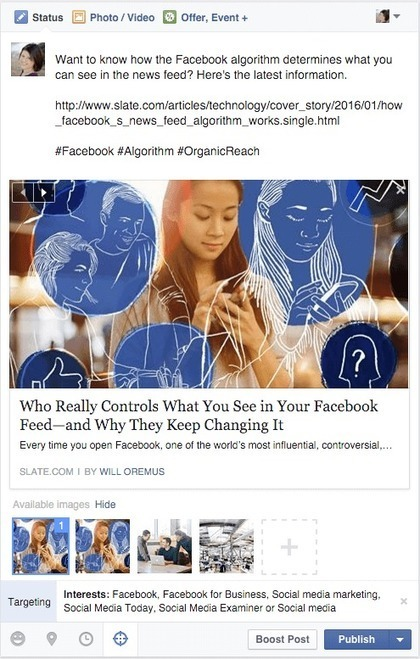 Facebook Audience Optimization: What Marketers Need to Know | The Perfect Storm Team | Scoop.it
