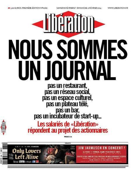 """Les actionnaires veulent faire de Libération """"un réseau social, créateur de contenus""""   Les médias face à leur destin   Scoop.it"""
