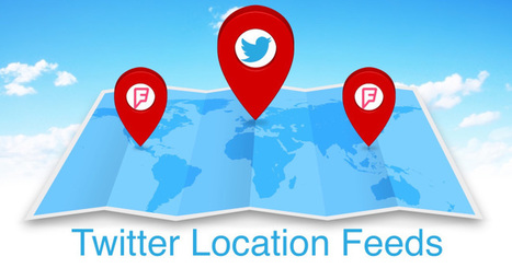 Twitter Quietly Launches Tags to Location Feeds with Foursquare | TechCrunch  | SocialMoMojo Web | Scoop.it