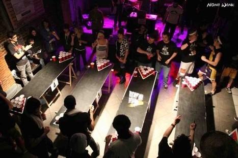 Le Beer-Pong s'incruste dans les soirées toulousaines | Toulouse La Ville Rose | Scoop.it