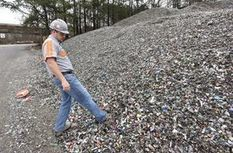 Glass recyclables often end up in landfills in metro Atlanta | Environmental issues | Scoop.it