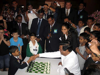 Susan Polgar Chess Daily News and Information: Asian Youth ... | Malaysian Youth Scene | Scoop.it