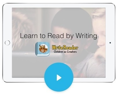 Best education tool to teach kids to read and write - Writereader | Keeping up with Ed Tech | Scoop.it