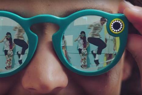 Why Snapchat's Spectacles Can Succeed Where Google Glass Failed | Museums and emerging technologies | Scoop.it