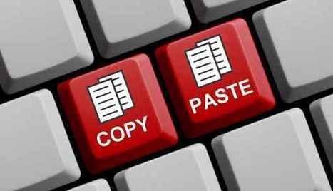 12 recursos online para detectar plagio en escritos | Aprender a escribir en la universidad | Scoop.it
