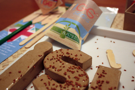 The Kickstarter Tumblr - Teach kids about gardening and spelling at the... | Gardening | Scoop.it