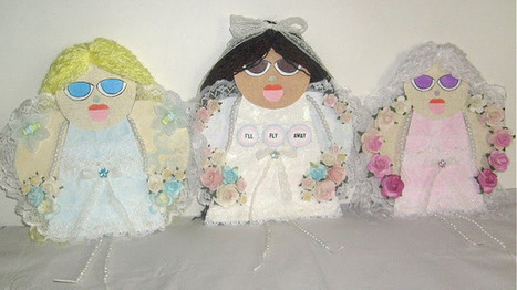 Angel Dolls | How to do Crafts | Scoop.it