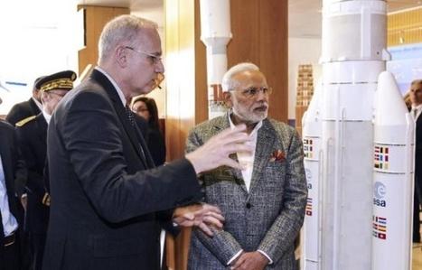 Airbus et CNES au menu toulousain du Premier ministre indien | Toulouse La Ville Rose | Scoop.it