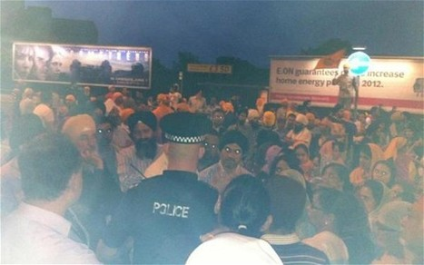 Luton: local Sikh community protesting over 'sex attack police failures' | Race & Crime UK | Scoop.it