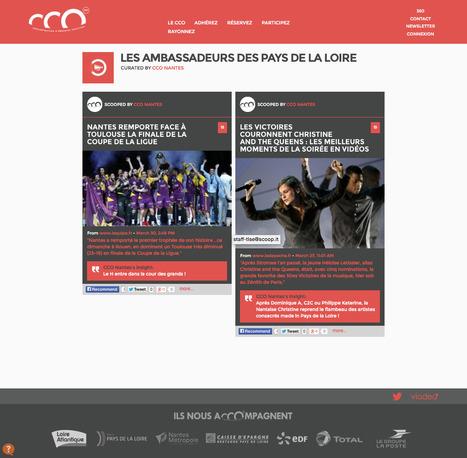 CCO Nantes | Showcase of custom topics | Scoop.it