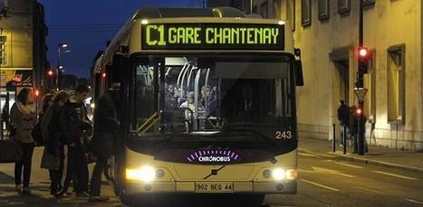 Bus de nuit : l'arrêt à la demande pérennisé | Ambiances, Architectures, Urbanités | Scoop.it