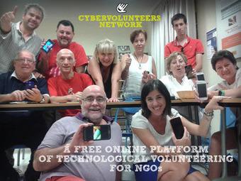 Free Cybervolunteers online platform for NGOs | real utopias | Scoop.it