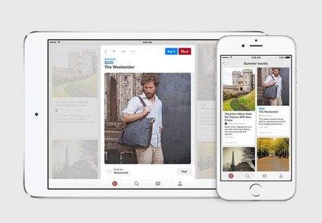 Buying is the new browsing on Pinterest | Pinterest | Scoop.it