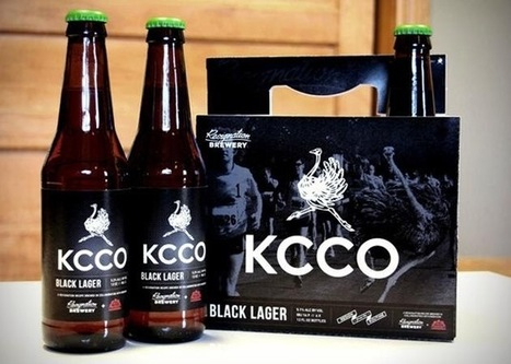 Men's Gear: THE CHIVE KCCO BLACK LAGER BEER | Awesome Tech Gadgets Men Want | Coolest Gift Ideas For Guys | Mens Gear | Scoop.it
