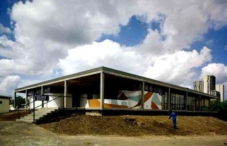Patrimoine contemporain : la bataille contre la démolition de la CPAM de Vigneux se poursuit… - Réalisations   Architectures moderne et contemporaine parcoursdarchitecture.over-blog.com   Scoop.it