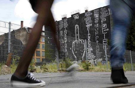 Quand Vinci S'INSPIRE des «zones à défendre» de Berlin | Le BONHEUR comme indice d'épanouissement social et économique. | Scoop.it