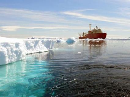 Southern Ocean's role in climate regulation, ocean health is goal of $21 million project | Sustain Our Earth | Scoop.it